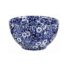 Calico Sugar Bowl - Two Sizes