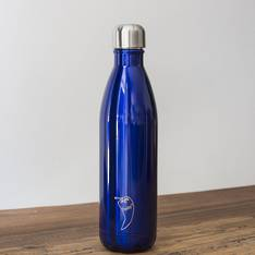 Chilly's Insulated Bottle Blue 750ml