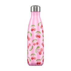 Chilly's Insulated Bottle Cherries 500ml