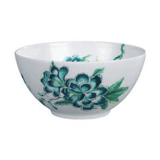 Chinoiserie White Bowl