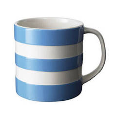 Cornish Blue Mug Medium