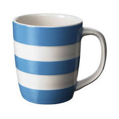 Cornish Blue Mug Large