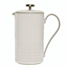 Canvas Textured Cafetiere