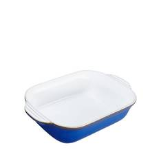 Imperial Blue Small Oblong Dish