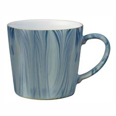 Denby Marbled Mug Blue
