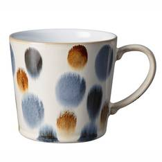 Denby Spot Mug Brown