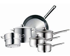 Diadem Plus 6 Piece Cookware Set