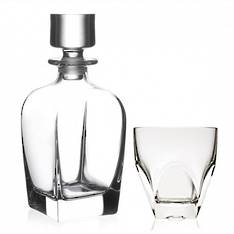 Diamante Decanter Set 7 Piece