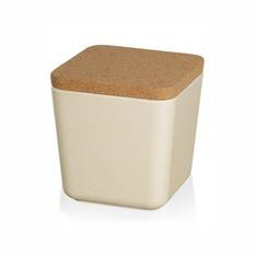 Ivory Ecoline Storage Jars - assorted sizes
