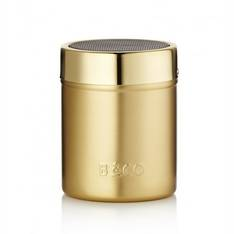 Barista Cocoa Shaker Electric Gold