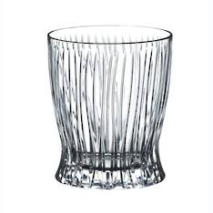 Fire Whisky Tumbler Pair
