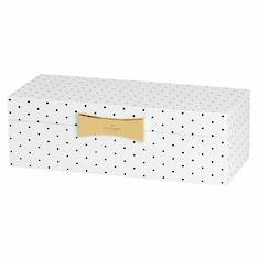 garden drive rectangle jewellery box spot