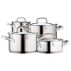 Gourmet Plus 4 Piece Cookware Set