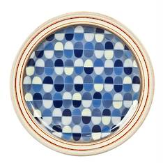 Heritage Fountain Accent Salad Plate