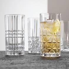Highland Long Drink Set of 4