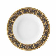 I Love Baroque Nero 22cm Deep Plate