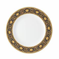 I Love Baroque Nero 27cm Plate