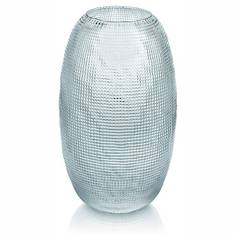 Diamante Clear Vase 29cm