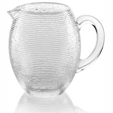 Multicolour Pitcher Jug Clear 1.5L