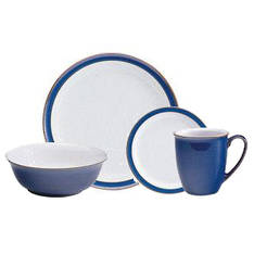 Imperial Blue 16 Piece Set
