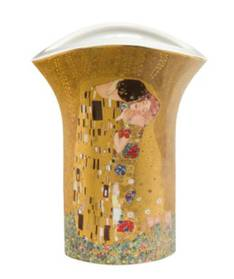 Klimt The Kiss Vase 12cm