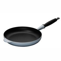 Le Creuset Frying Pan Blue