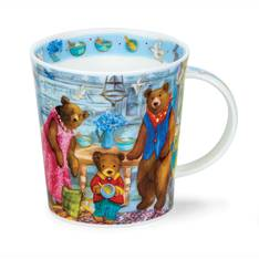 "Dunoon Fairy Tales ""Goldilocks And The Three Bears"" Mug"