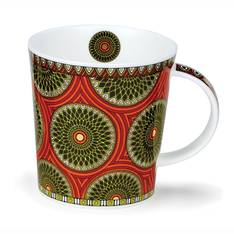 Dunoon Masai Orange Mug