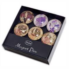 Mackintosh Magnet set of 6