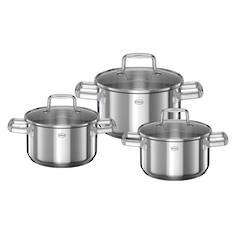 Rosle Moments 3 Piece Cookware Set