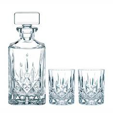 Noblesse Whiskey Set