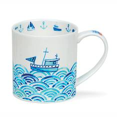Dunoon Anchors Away Mug