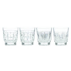 Vintage Whiskey Set of 4