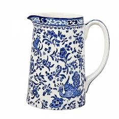 Regal Peacock Tankard Jug
