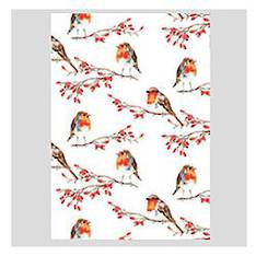 Robin Tea Towel Pair