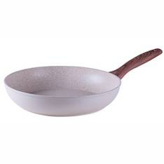 Rock'N'Rose Frying Pan 24cm Cream