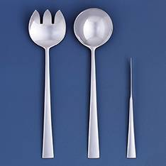 Dansk 3 Piece Serving Set