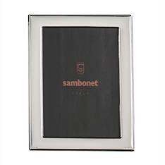 Flat Silver Photoframe