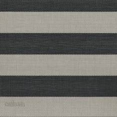 Saleen Stripe Beige/Black Placemat