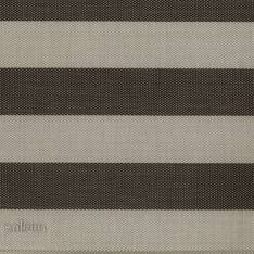 Saleen Stripe Beige/Brown Placemat