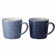 Studio Blue Mug Set