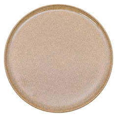 Studio Craft Round Platter - Chestnut