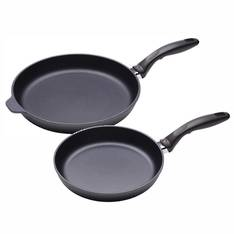 Swiss Diamond Fry Pan 2 Piece Set