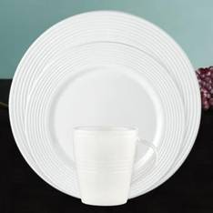Tin Can Alley Dinnerware 12 Piece Set