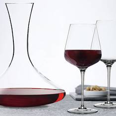 Toscana Decanter & Glass Set
