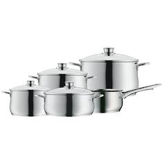 WMF Diadem Plus 5 Piece Cookware Set