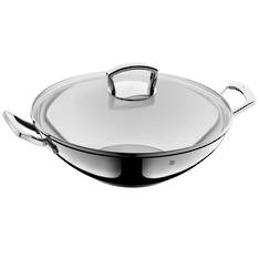 WMF Wok with Glass Lid 36cm
