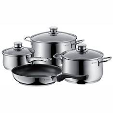 Diadem Plus 4 Piece Cookware with fry pan