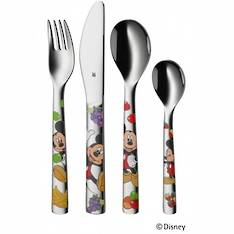 'Disney Mickey Mouse' Children's Cutlery Set