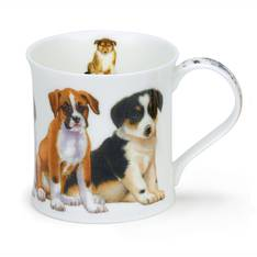 Dunoon Puppies Collies Mug
